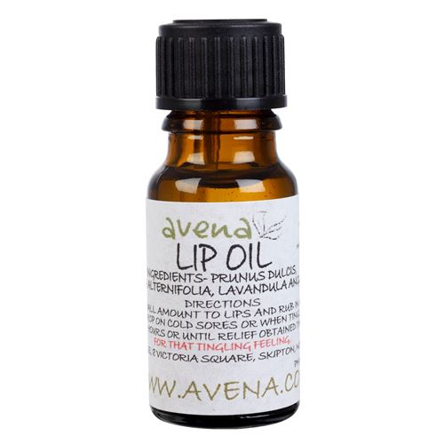 CS Lip Oil - famed for cold sore relief
