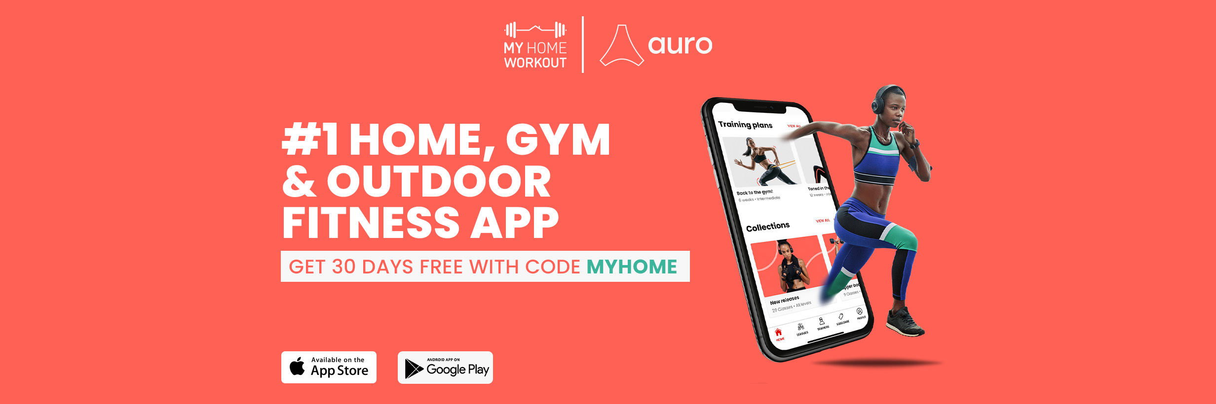 #1 Home, Gym & Outdoor Fitness